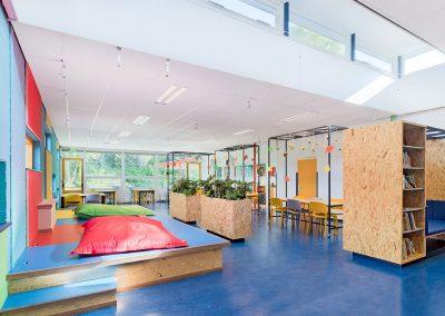 Basisschool de Nieuwe Veste aula