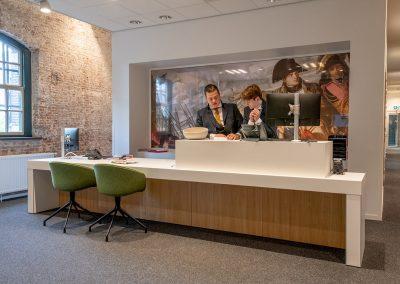 De Rooi Pannen Breda - Hotellobby