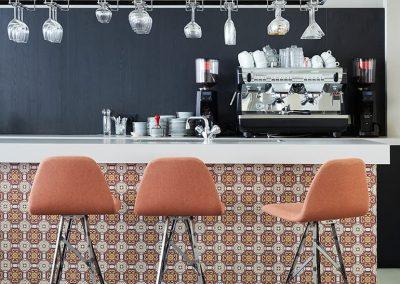 Rooi Pannen Tilburg Restaurant La Capuce - Bar